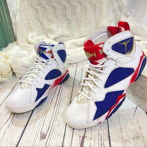 Nike Air Jordan 7 Retro Tinker Alternate sneakers